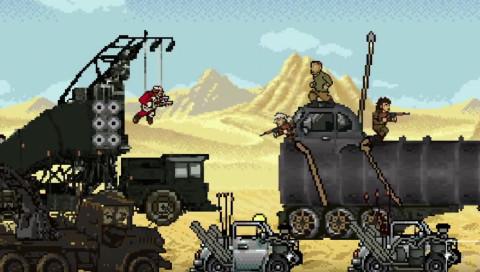 """So hätte """"Mad Max: Fury Road"""" als Arcade-Game ausgesehen"""