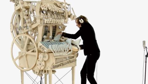 Wie das Prinzip Murmelbahn zu einem grandiosen Instrument führte