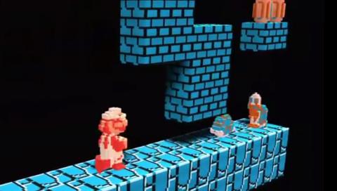 Dieses Tool verwandelt alte 2D-Nintendo-Games in 3D-Welten