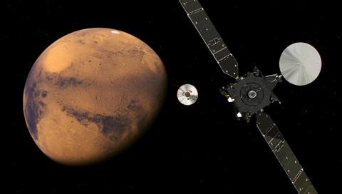 ExoMars: Was ihr über die Marsmission der ESA wissen müsst
