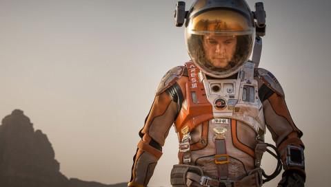 """Die NASA zeigt, wo """"Der Marsianer"""" wirklich spielen würde"""