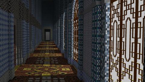 """Der Gang ist das Ziel: Im Spiel """"Maze Walkthrough"""" spaziert man durch die Geschichte des Science-Fiction-Films"""