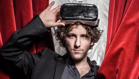 """""""Wir sind von Virtual Reality besessen"""": Splash-Gründer Michael Ronen im Interview"""