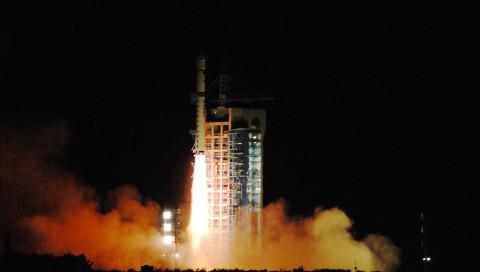 Chinesische Forscher haben ein Quantensignal per Satellit übertragen