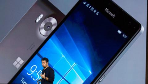 Ein Laptop, Smartphones und das Surface Pro 4: Das sind die neuesten Geräte von Microsoft