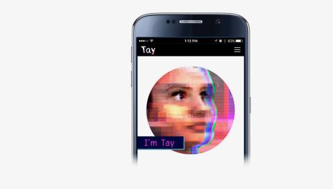 Microsofts neuer Chatbot wird leider von Rassisten missbraucht