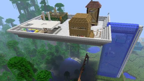 """re:publica 15 / Mit """"Minecraft"""" werden auch reale Städte geplant"""