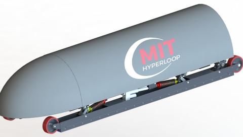 Das MIT gewinnt mit seiner Kapsel die SpaceX Hyperloop Competition