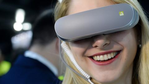 VR-Headsets dominieren den Mobile World Congress 2016