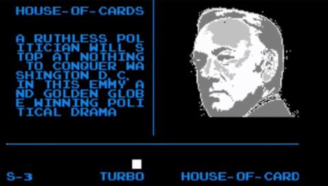 """""""House Of Cards"""" auf dem Nintendo: Die fünf besten Ideen vom """"Hack Day"""" bei Netflix"""
