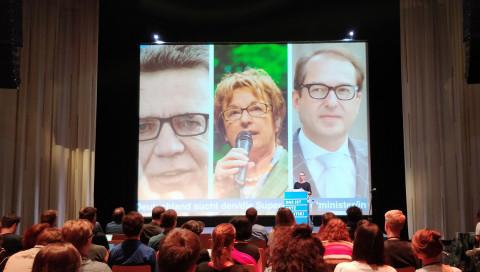 Beckedahl: Die GroKo betreibt Raubbau an unseren Grundrechten!