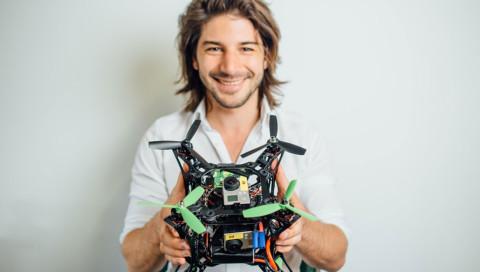 Vom Ja-Sager zum Drohnenbauer