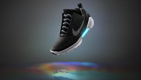 Nikes selbstbindende Turnschuhe gibt es bald zu kaufen