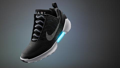 Nike bringt noch in diesem Jahr selbstschnürende Sneaker auf den Markt