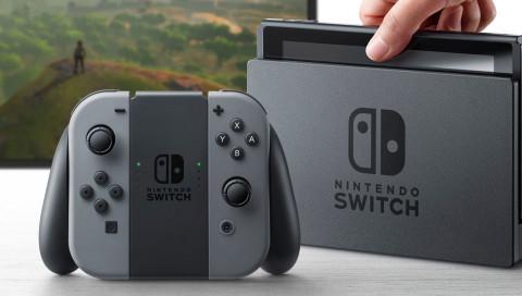 Nintendo Switch: Die wichtigsten Details zur neuen Konsole