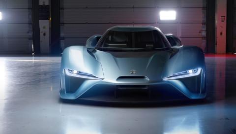 Design aus München, Geld aus China: Kann NIO Tesla überholen?