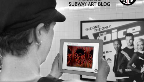 Die App No Ad verwandelt Konsum in Kunst