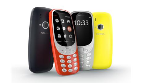 Ein Monat Standby: Das Nokia 3310 kommt zurück