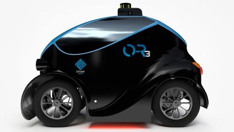 In Dubai gehen bald autonome Polizeiautos auf Verbrecherjagd