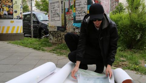 Kunst gegen die NSA: Paolo Cirio macht Spione zu Ausstellungsobjekten