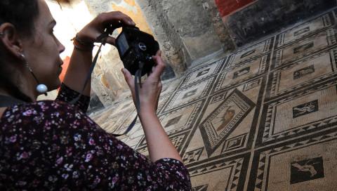 Pompeji steht wieder – zumindest virtuell