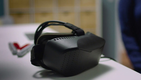 Intel zeigt neue Merged-Reality-Brille