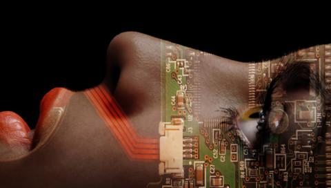 Bis 2030 sind wir alle Mensch-Maschine-Wesen