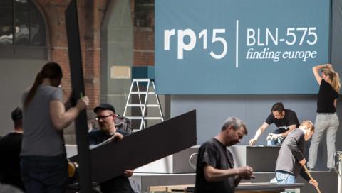 re:publica 15 / Keynote: Misstrauen als Treibstoff, die Welt zu ändern