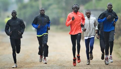 Ein Startup aus Kenia will die Running-Kultur des Landes in einem Laufschuh ausdrücken