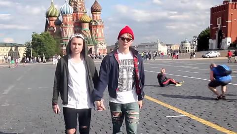 Hand in Hand durch Moskau: Ein YouTube-Video zeigt, was Homosexuelle in Russland erdulden müssen