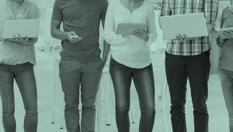 """Zukunft der Arbeit / """"Maschinen ersetzen uns nicht, sie machen uns besser"""", sagt der CTO von SAP"""