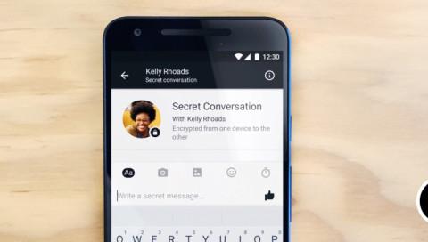 So verschickt ihr Geheimnachrichten im Facebook Messenger