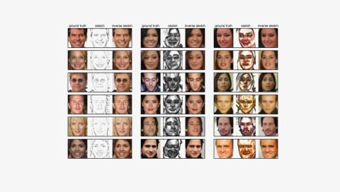 Prisma in umgekehrt: Diese KI verwandelt Phantombilder in Fotos