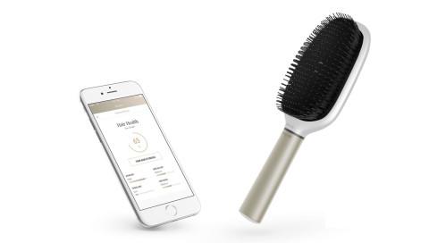 Die Haarbürste mit App und WLAN ist der Gipfel des Internet of Things