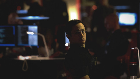 """Dieser Hacker schützte das Set von """"Snowden"""""""