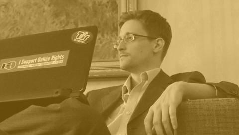 re:publica / Es geht nicht um die Frage nach der Entscheidung, Edward Snowden!