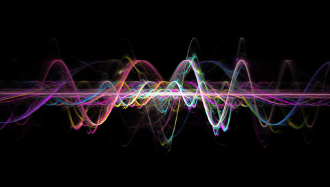 Dreht am virtuellen Synthesizer