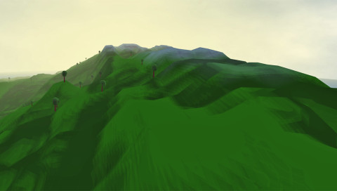 Zukunft der Musik / Dan Neame lässt aus Sound 3D-Landschaften entstehen