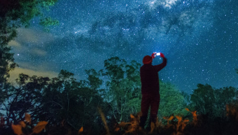 Mit dem neuen NASA-Portal kann jeder zum Weltraumforscher werden