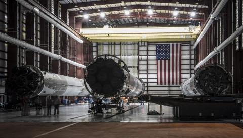 SpaceX hat Pläne über den Mars hinaus