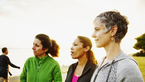 Studie: Wer mit 40 keinen Sport treibt, dessen Gehirn altert schneller