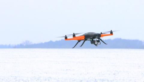 Besser als DJI und GoPro? Diese Drohne aus Norwegen filmt Sportler komplett automatisch