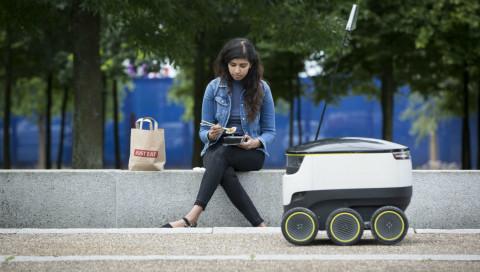 Media Markt liefert in Düsseldorf per Roboter