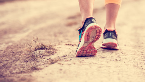 10.000 Schritte am Tag sind gesund? Leider eine Erfindung der Werbebranche