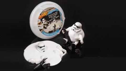 Go Go Gadgets / Dieser Stormtrooper schmilzt für euch dahin