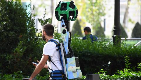 Google motzt sein Street View auf