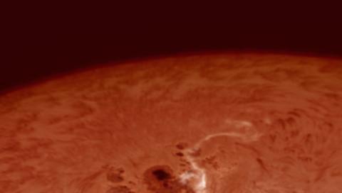 Wo sind all die Sonnenflecken hin? Und was macht das mit der Erde?