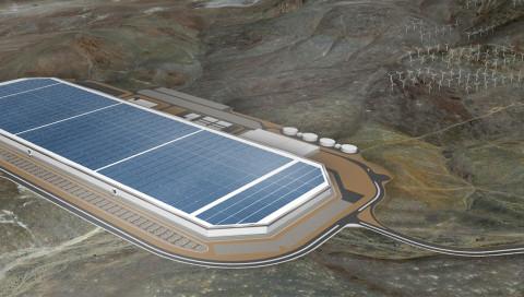 Tesla gibt Einblick in seine 5-Milliarden-Gigafactory