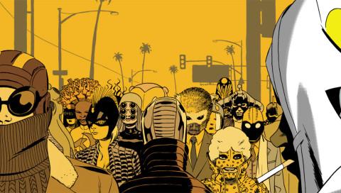 """Der Comic """"The Private Eye"""" entführt euch in eine Zukunft ohne Internet"""