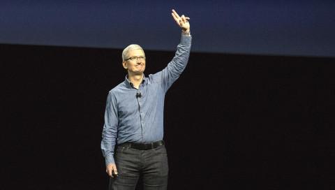 Darum hat Tim Cook vor dem Start des iPhone 8 Apple-Aktien verkauft